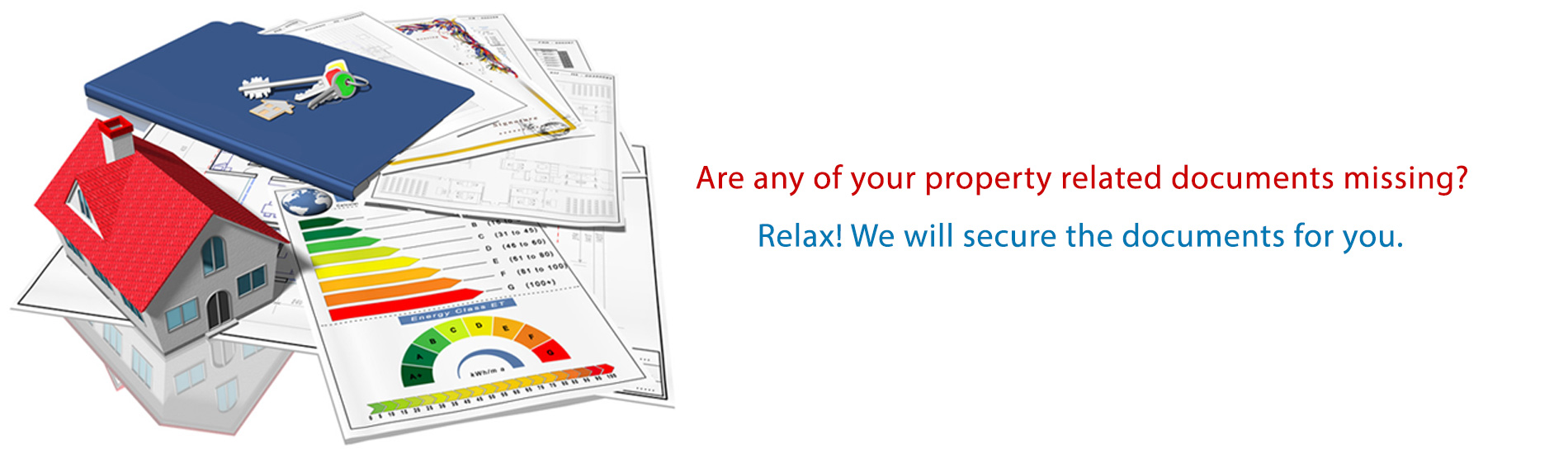 Missing Property Documents.